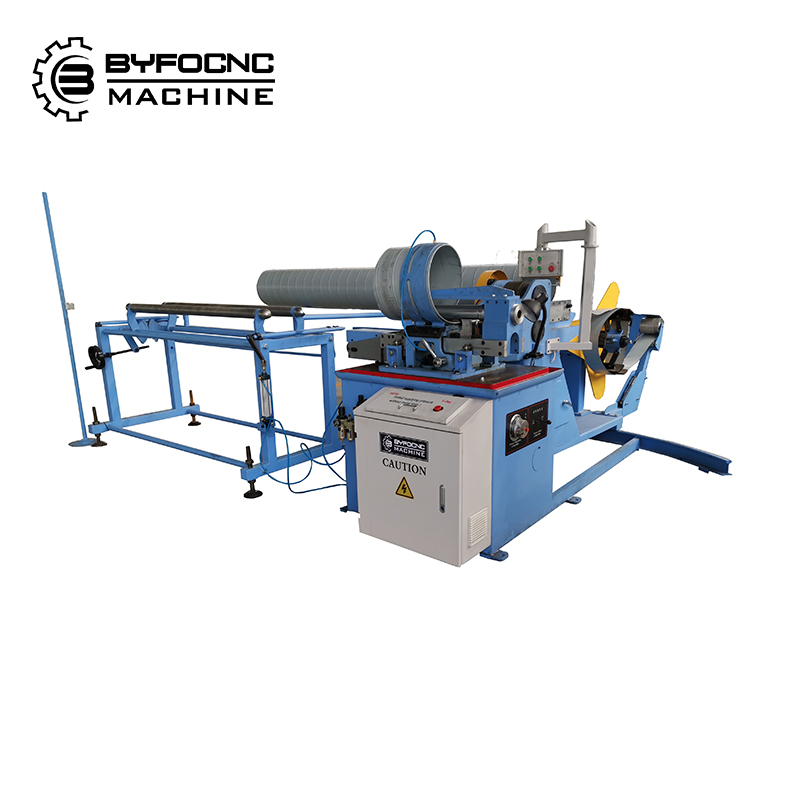 BFL-1600 Spiral duct forming machine