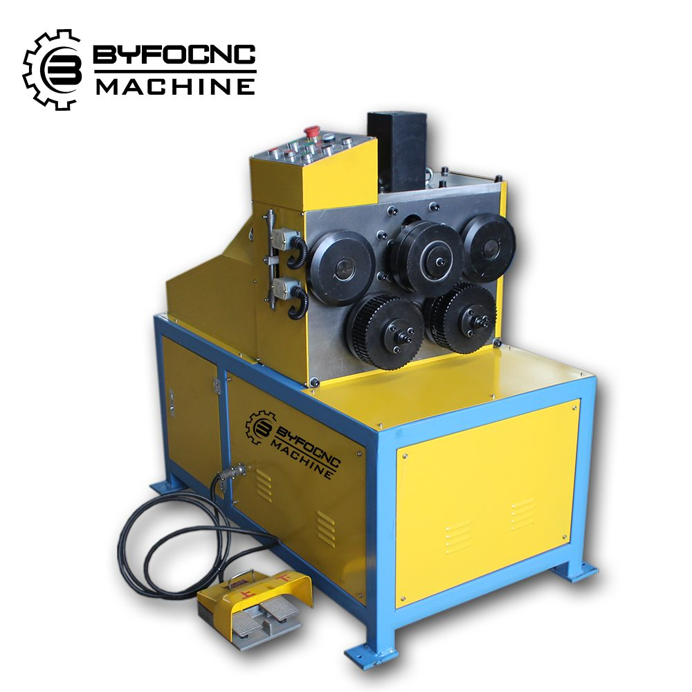 Hydraulic Angle Rolling Machine