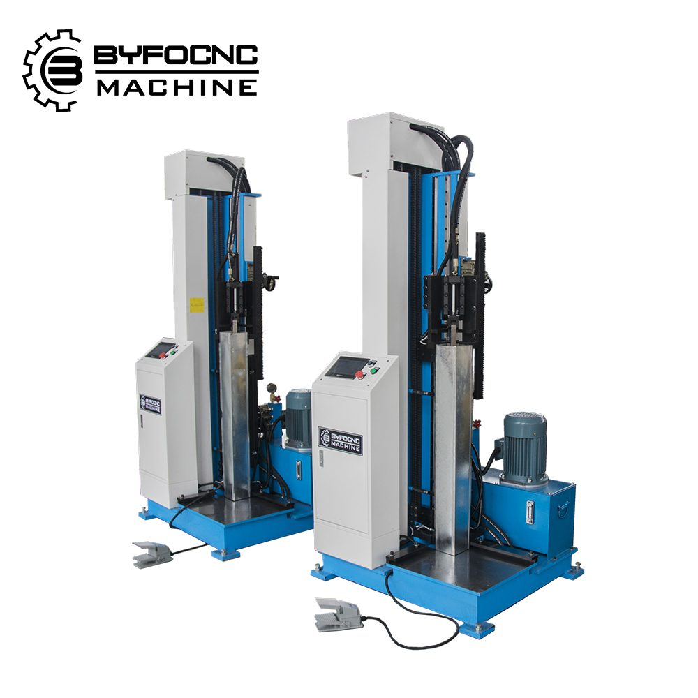 Hydraulic Seam Close Machine